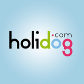 "Homepage für Help Center ""Holidog"""