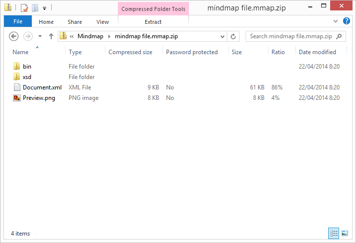 how to open mmap file